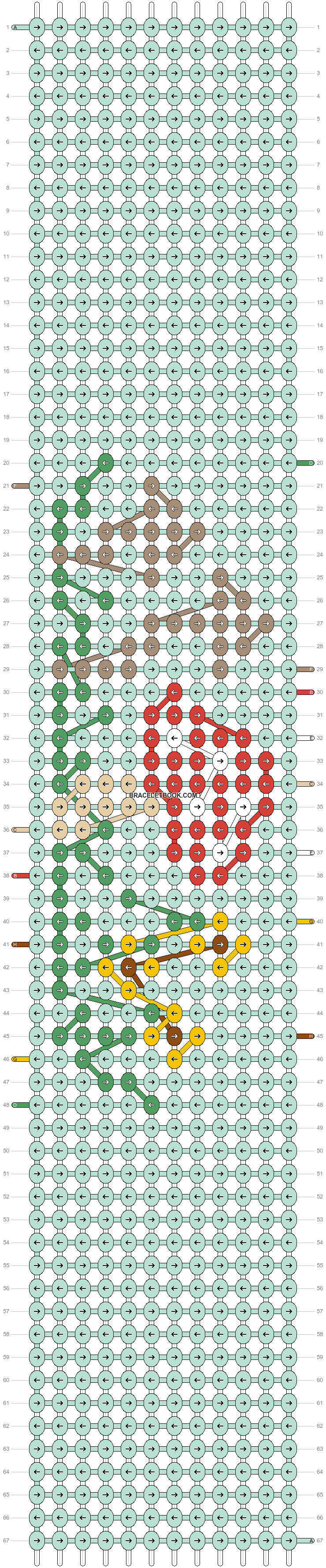 Alpha pattern #103885 pattern