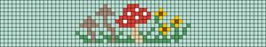 Alpha pattern #103885