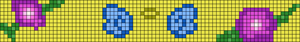 Alpha pattern #103902