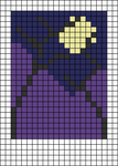 Alpha pattern #103916