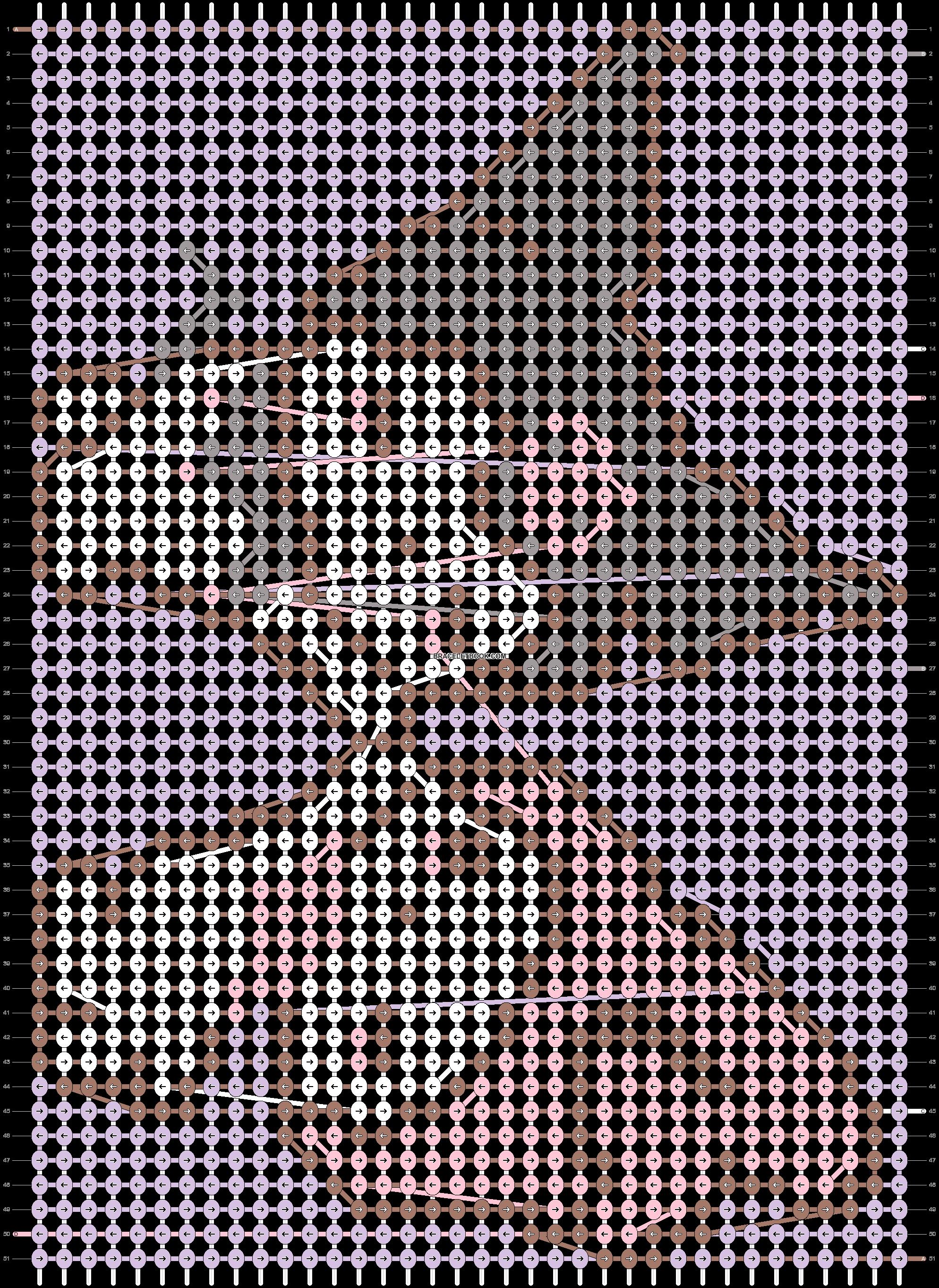 Alpha pattern #103932 pattern