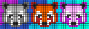 Alpha pattern #103934