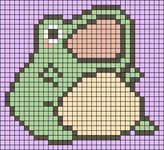 Alpha pattern #103955