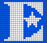 Alpha pattern #103966