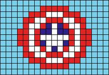 Alpha pattern #103967
