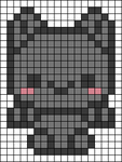 Alpha pattern #103970