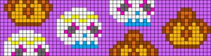 Alpha pattern #104008