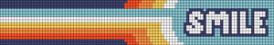 Alpha pattern #104042