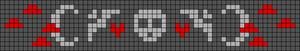 Alpha pattern #104045