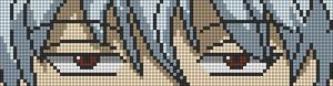 Alpha pattern #104051