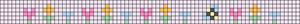 Alpha pattern #104053