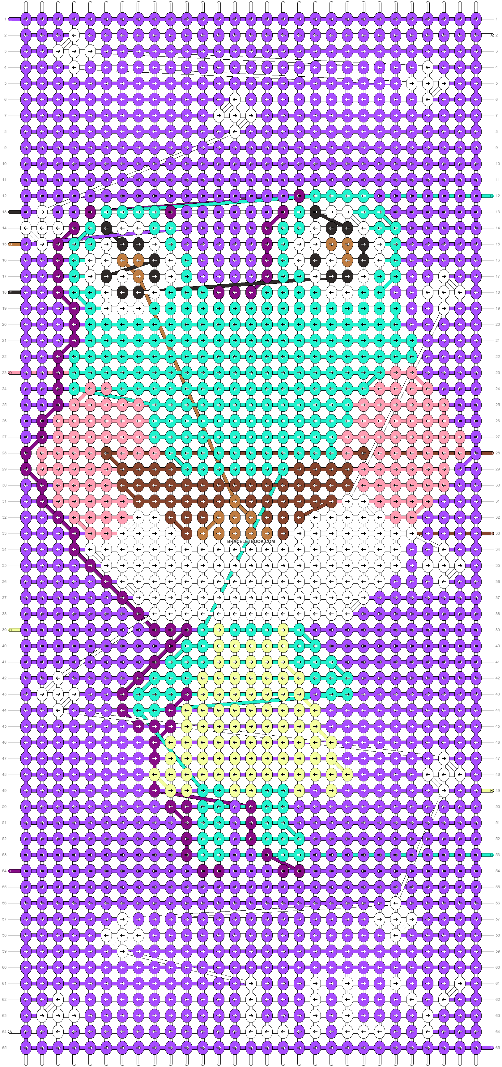 Alpha pattern #104096 pattern