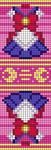 Alpha pattern #104108