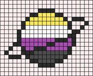 Alpha pattern #104119