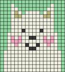 Alpha pattern #104121