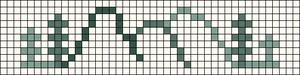 Alpha pattern #104125