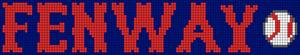 Alpha pattern #104138
