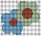 Alpha pattern #104142