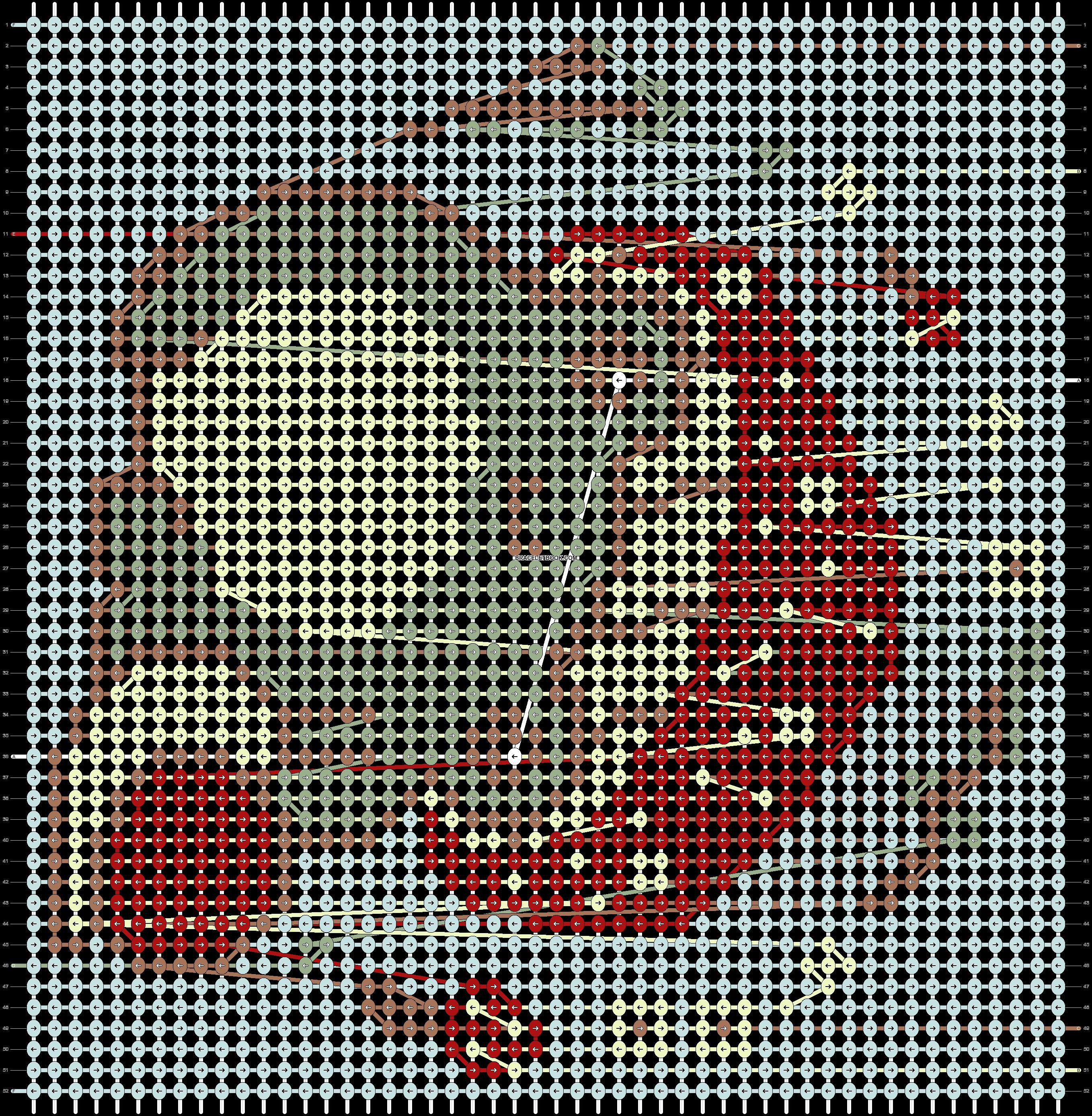 Alpha pattern #104148 pattern