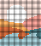 Alpha pattern #104151
