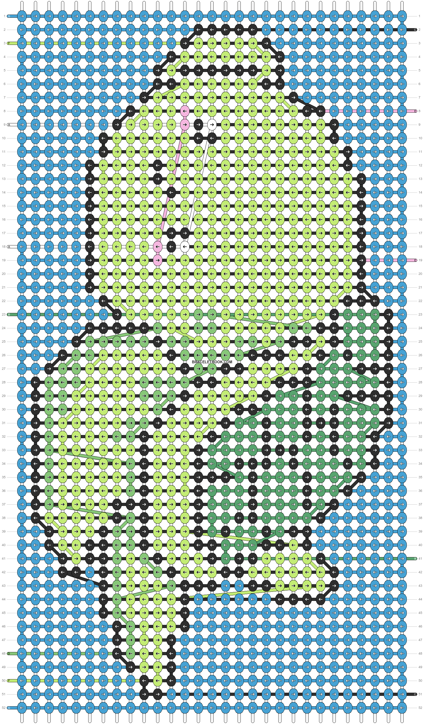Alpha pattern #104185 pattern