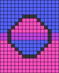 Alpha pattern #104200