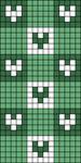 Alpha pattern #104212