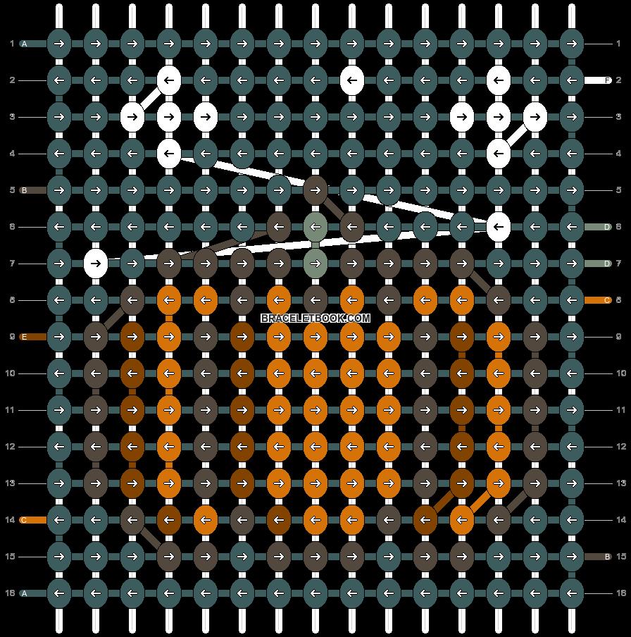 Alpha pattern #104218 pattern