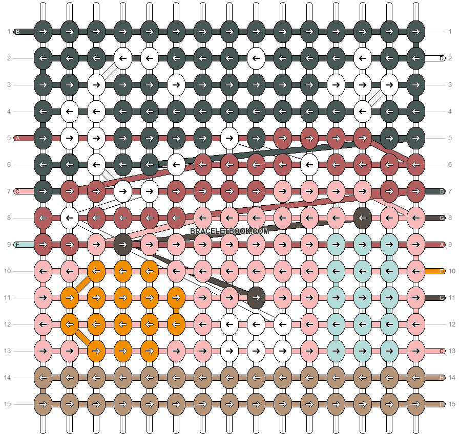 Alpha pattern #104219 pattern