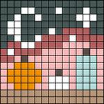 Alpha pattern #104219