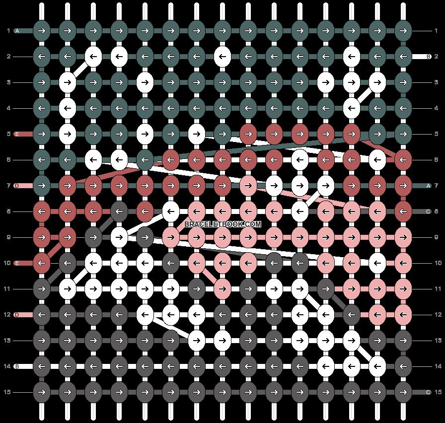 Alpha pattern #104220 pattern