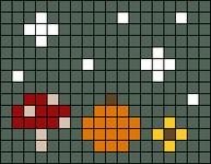 Alpha pattern #104221