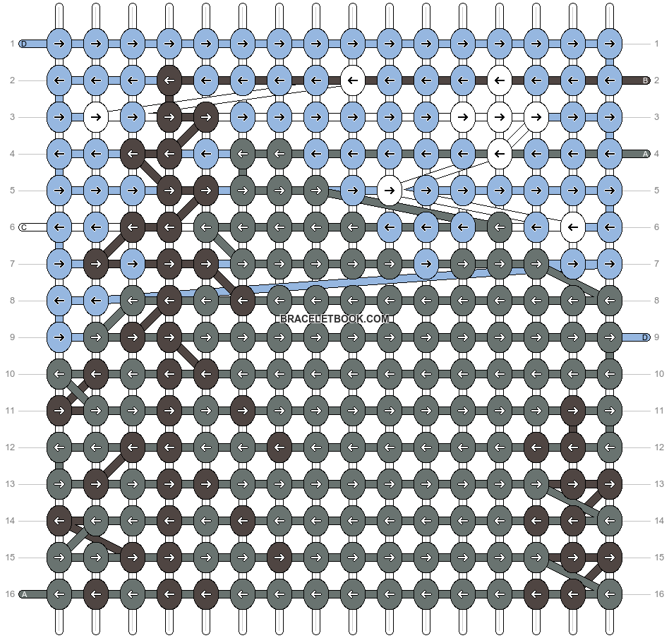 Alpha pattern #104223 pattern