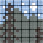 Alpha pattern #104223