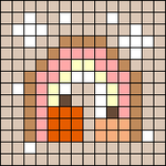 Alpha pattern #104225
