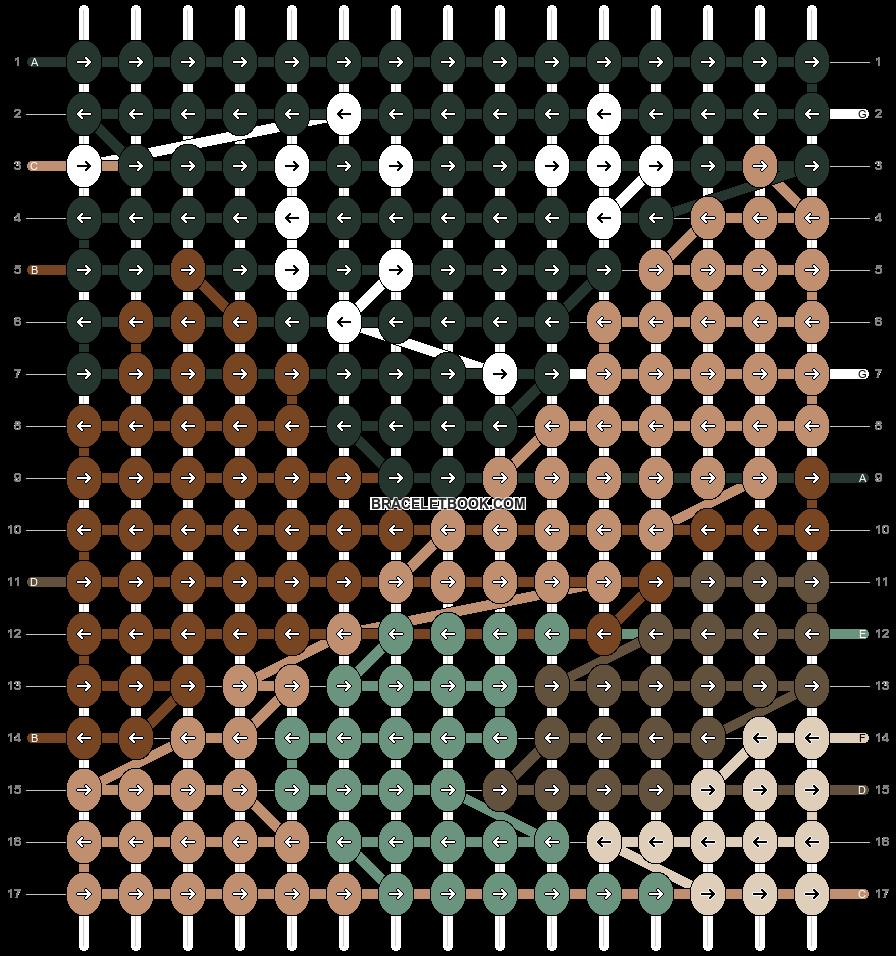 Alpha pattern #104227 pattern