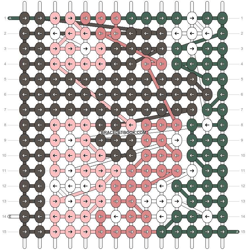 Alpha pattern #104228 pattern