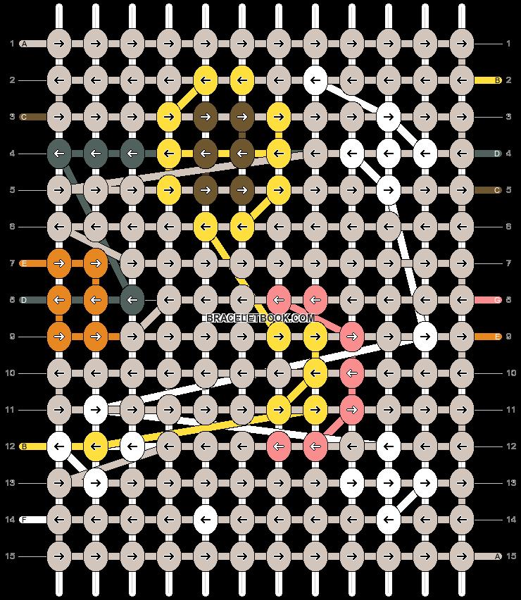 Alpha pattern #104231 pattern