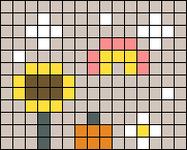 Alpha pattern #104231