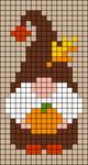 Alpha pattern #104251
