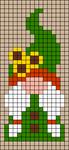 Alpha pattern #104252