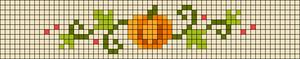 Alpha pattern #104253