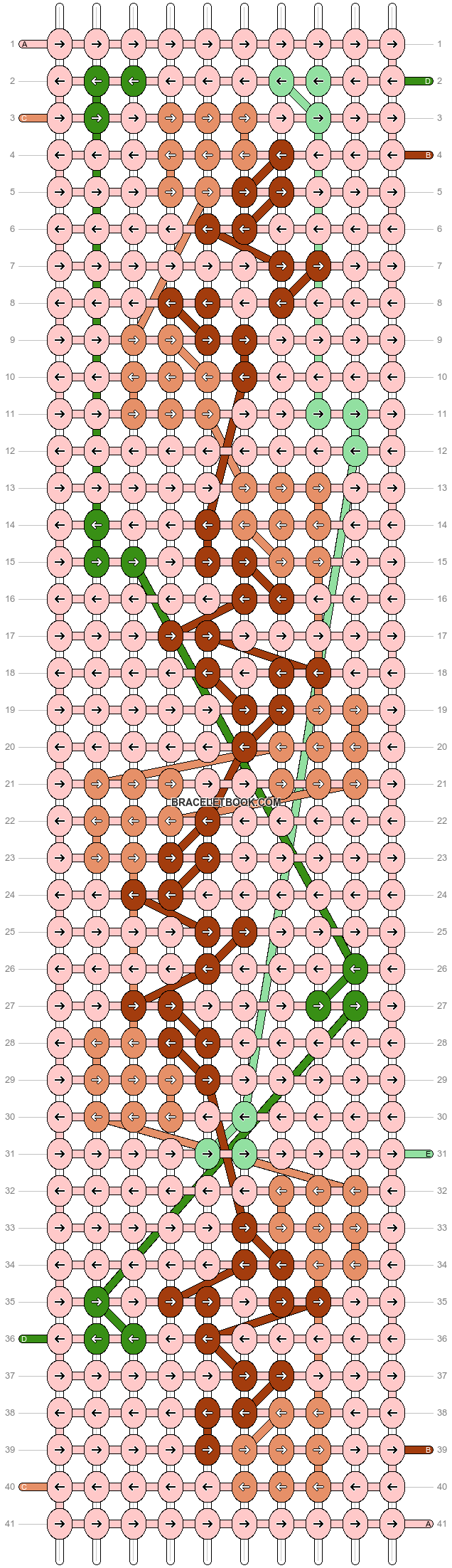 Alpha pattern #104277 pattern