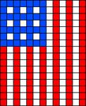 Alpha pattern #104298