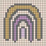 Alpha pattern #104304
