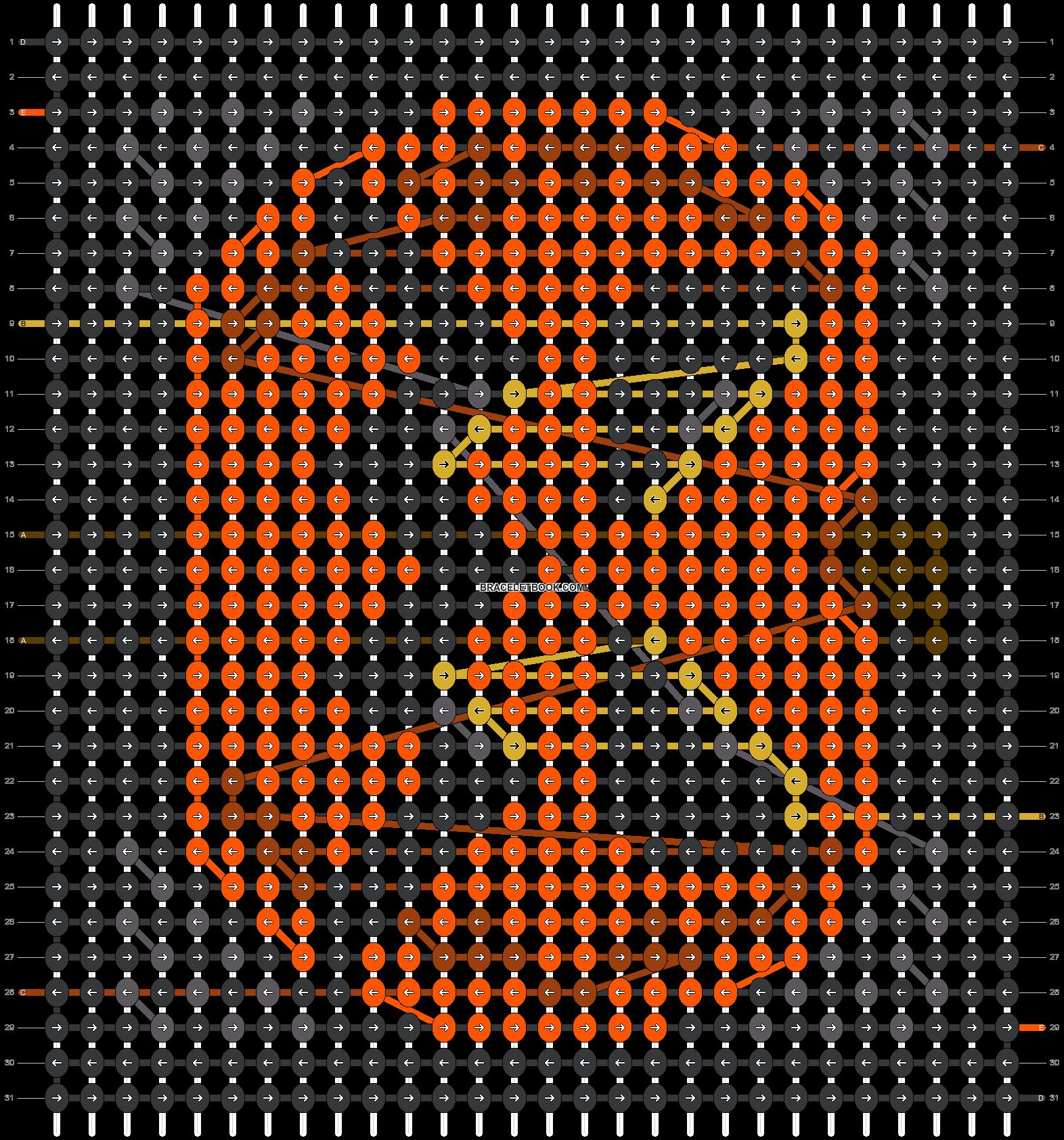 Alpha pattern #104307 pattern