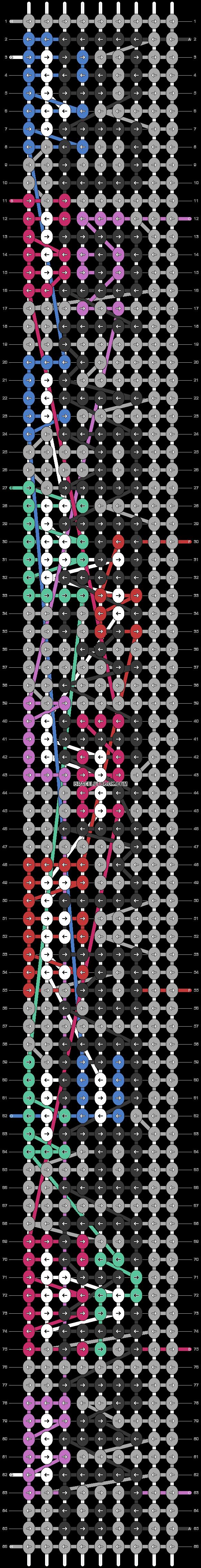 Alpha pattern #104338 pattern