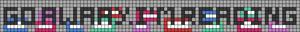 Alpha pattern #104338