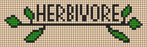 Alpha pattern #104353