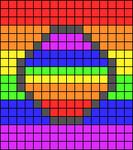Alpha pattern #104358